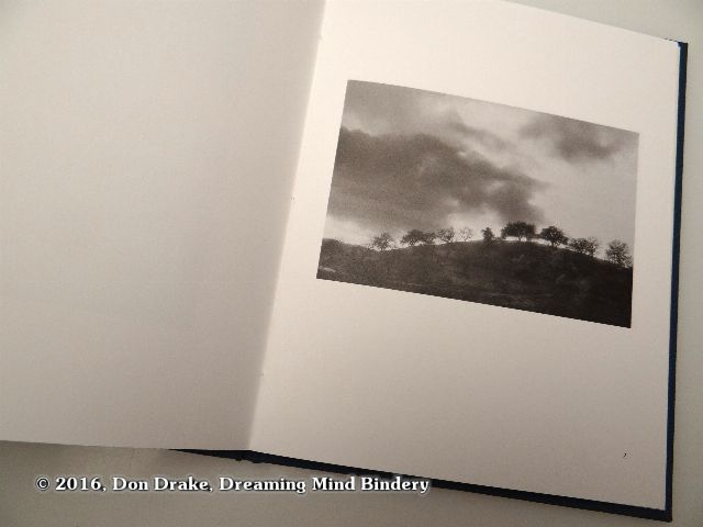 'Hillside', image 2 in Kate Jordahl's and Don Drake's One Poem Book, Crystal Day