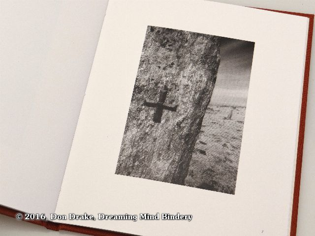 'Standing Stones', image 7 in Kate Jordahl's and Don Drake's One Poem Book, Wild Geese