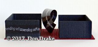 Don Drake's 'Amending Self' open.