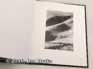 'Snow-kissed Hillside', image 4 in Kate Jordahl's and Don Drake's One Poem Book, Forecast