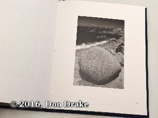 'Stone', image 3 in Kate Jordahl's and Don Drake's One Poem Book, End